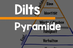 Robert Dilts Wertepyramide