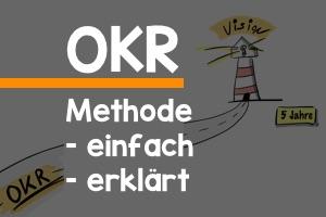 OKR Methode einfach erklärt