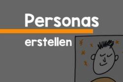 Personas erstellen