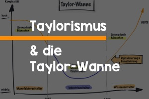Taylorismus und die Taylor-Wanne