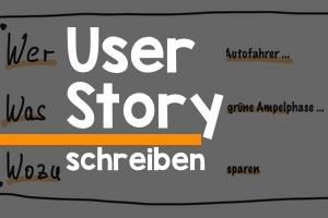 User Stories schreiben