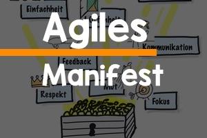 Agiles Manifest Werte