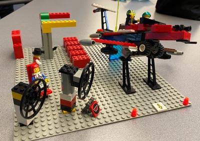 Lego Serious Play Beispiel 1