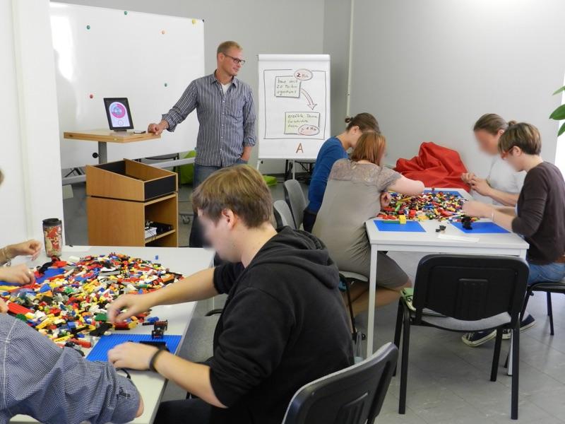 Lego Serious Play Team