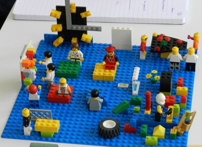 Lego Serious Play Vision