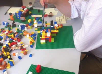 Lego Serious Play in Action