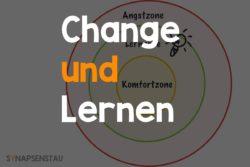 Change erfordert lernen