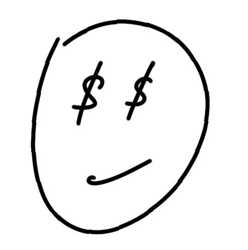 Dollar in den Augen