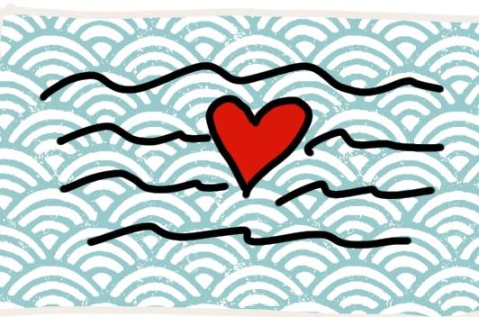 Liebe ist ein Ozean