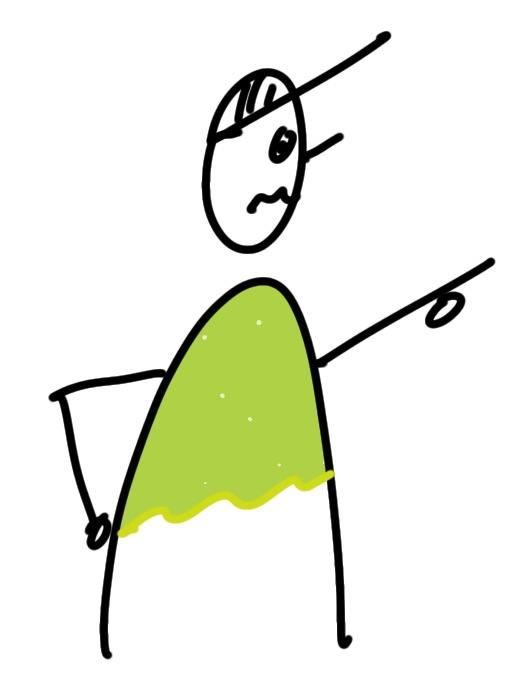Scrum Master Figur