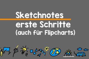 Sketchnotes Anfänger