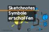 Sketchnotes Symbole