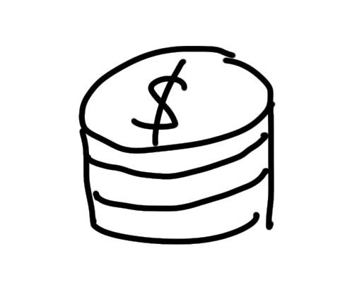 sketchnote Kleingeld zeichnen