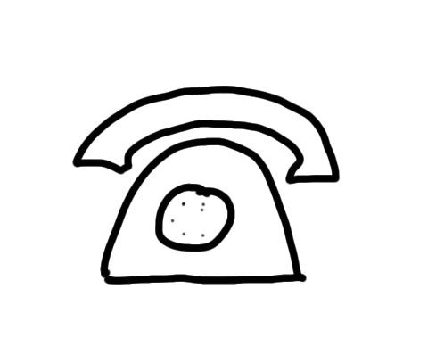 sketchnote Telefon zeichnen